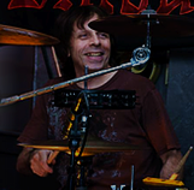 Paul 'Crash' Carchio- Drums