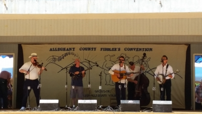 Sparta Fiddler's Convention, 3rd place winners