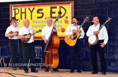Yadkinville Fiddler's Convention, 1st place winners 2014