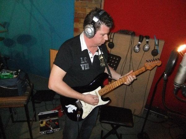 Stevie Recording