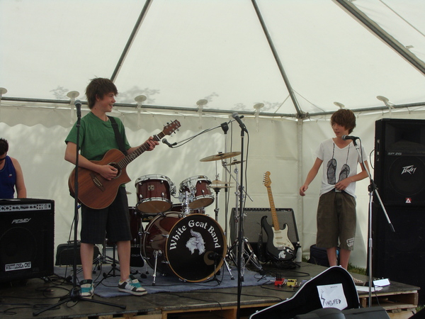 First Gig for