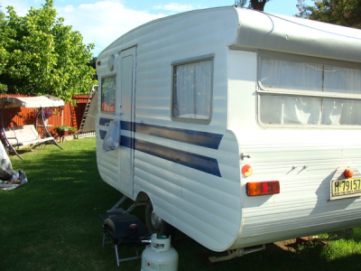 Our Pad for the Tamworth Country Music Festival 2011