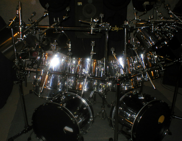 Drums and Rack