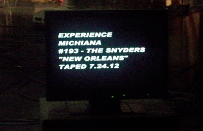 <p>WNIT, Experience Michiana</p> <p>New Orleans</p> <p><a href=
