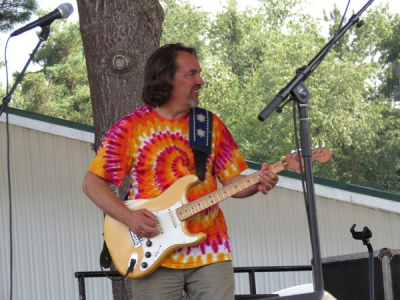 <p>Denny playin' for his homies in South Bend...</p>