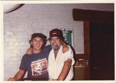 <p>Denny and Lonnie Mack</p>