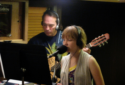 <p>Bartlett recording, Elkhart, Indiana</p>
