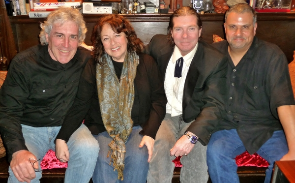 Kevin, Gianna, Mark & Rick