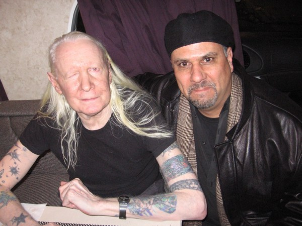 Blues Guitar Legend Johnny Winter