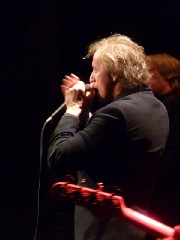 Blues Harp Legend James Montgomery