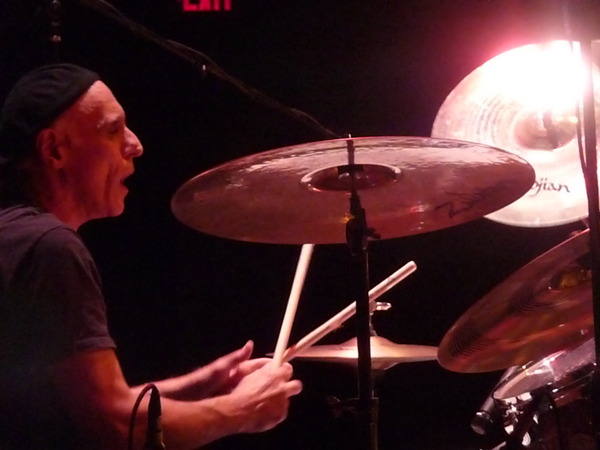 Vito Liuzzi (Drummer Johnny Winter Band)