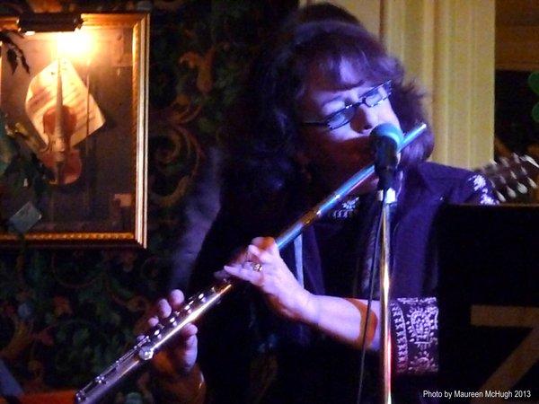 Flutist extraordinaire - Gianna Sullivan