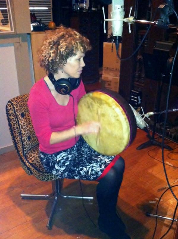 Aoife Clancy adds a little rhythm