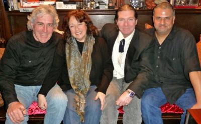 Kevin, Gianna, Mark & Rick
