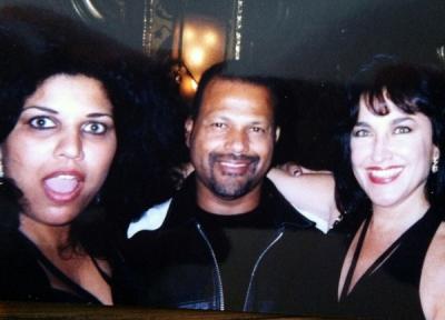 Singer/Lisa Osborne,Tiny Tavares & Zan