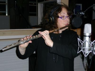 Flutist Gianna Sullivan ads her flair to Jenny O