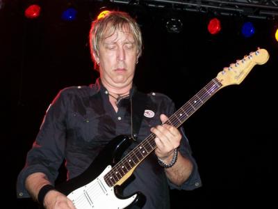 Blues guitar Master/NY Blues Hall of Famer-Paul Nelson (Johnny Winter Band)