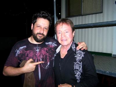 Rock Legend Rick Deringer