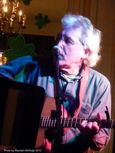 Singer/Songwriter Kevin Sullivan
