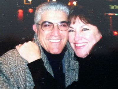 New Year's Eve-NYC with Frank Vincent (Sopranos) 2008