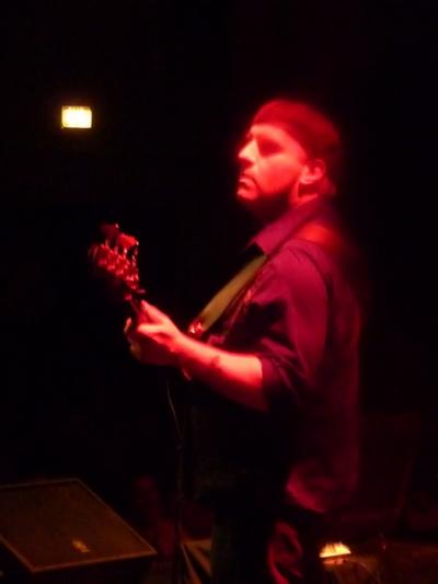 Friend Scott Spray (Bass/Johnny Winter Band)