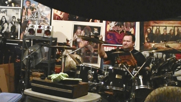 <p>&nbsp;Todd Frost - Drummer</p>