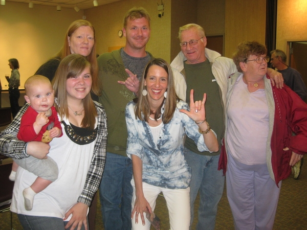 I hadn't see my Yarson side in 20 years so here is my Yarson reunion.  Love you Dad in heaven!