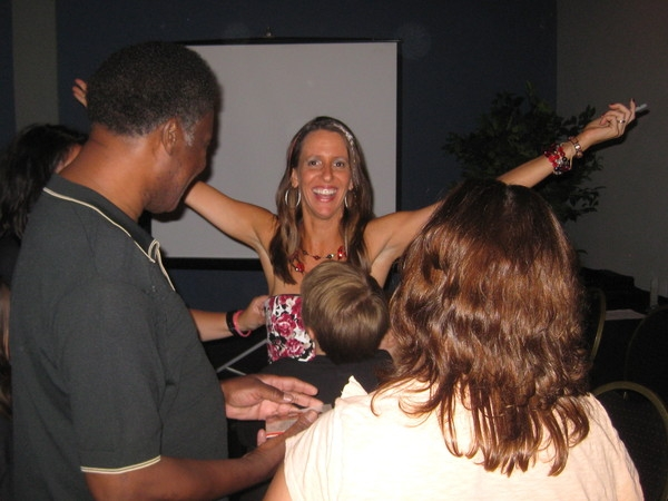 August 13, 2011:  I released my second CD Thankful and had my CD release, a huge success!!