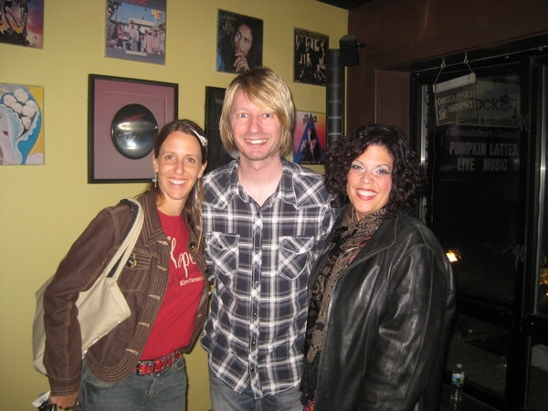 September 2011: Show with me, Steve Romanowsky and Jo Wymer in Point Pleasant,NJ