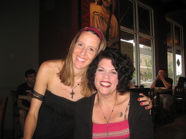 me and my buddy Jo Wymer