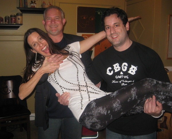 December 2011:  Last show of the year with my band at the Beanwood Are you ready for The Kim Yarson band in 2012?  We will be everywhere!!