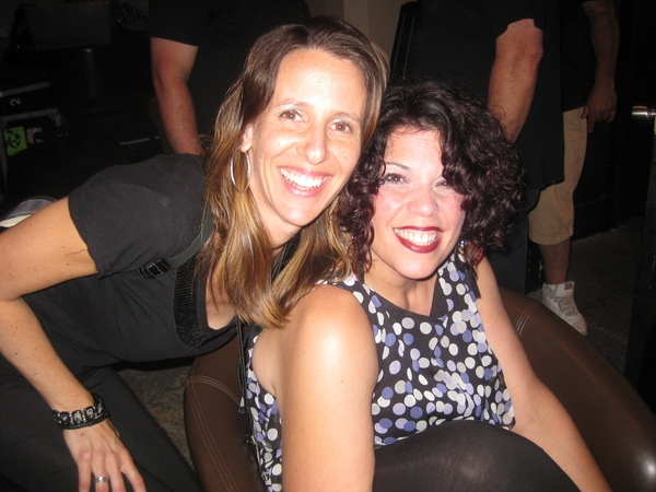 June 2011: Jo Wymer's CD release party