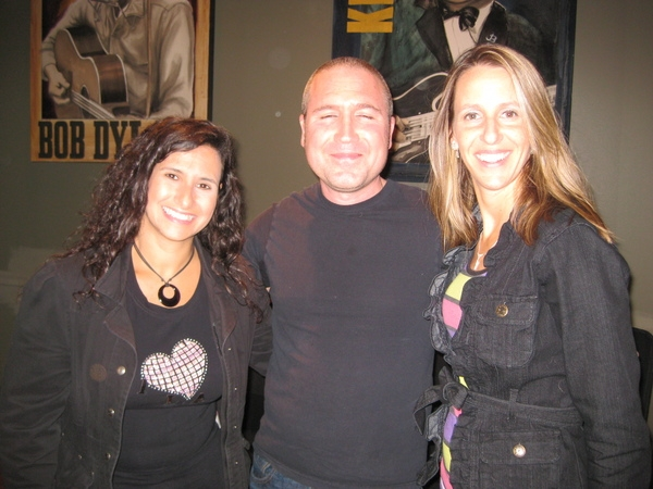 Sandy Zio, Russell Norkevich and myself. Thanks for performing!