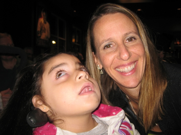 Me and my angel Juju who inspires me