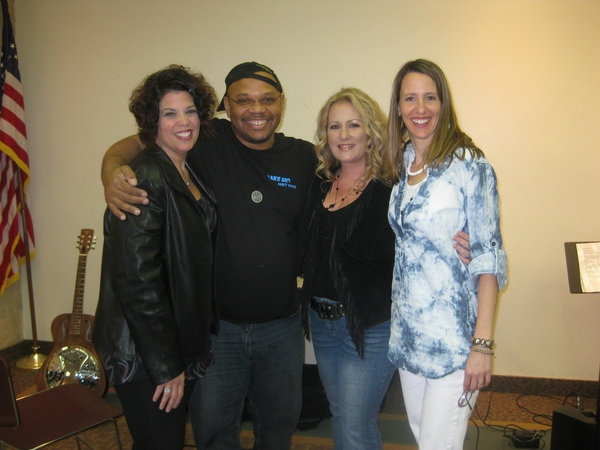 Jo Wymer, Norman Taylor, Patty Blee and myself really rocked out at W. Deptford Library. We will be back soon to South Jersey!