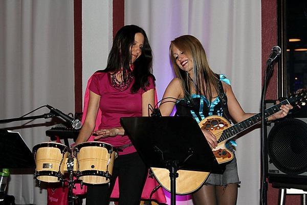 My bongo debut