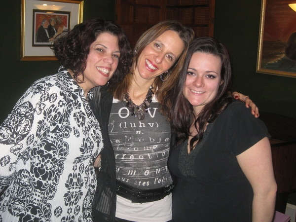 Three NJ women releasing CDs this year: Jo Wymer (May release), Me(June release), Kelly Carvin(April release) Stay tuned for our music coming your way!