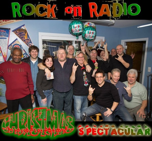 Danny Coleman's Rock on Radio show 12/18/11.  A blast for sure!!