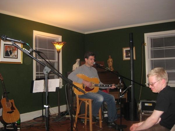 Arlon Bennet shares a song