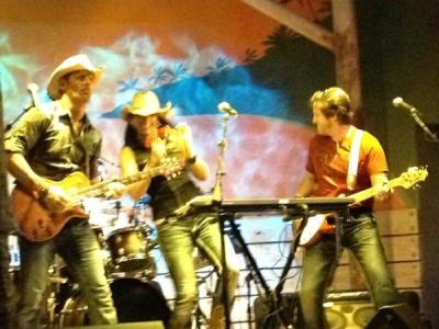 Rockin' at Margaritaville!