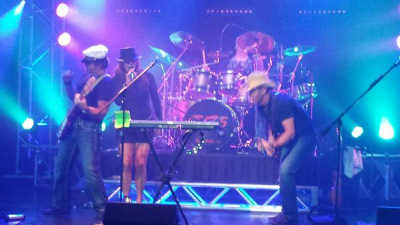 jammin' in Celebrity at El Dorado!....