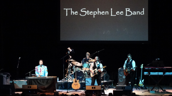 Opening for Lovin' Spoonful!