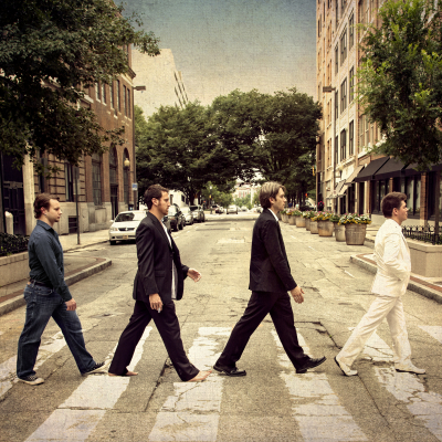 Recreating the Abbey Road cover in Atlanta