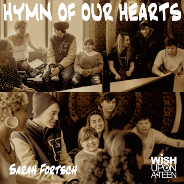 This song was written with teens from the Wish Upon A Teen Foundation. We got together with teens who are passionate about music and asked that they all write a verse about how they feel/what they would want to say to anyone who is suffering from a life-a