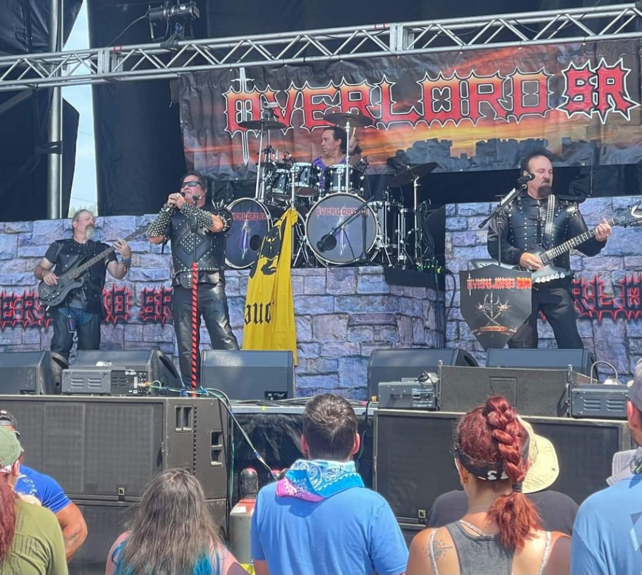 Playing at Blue Ridge Rock Festival 2021 Opening for bands like Megadeth, Lamb of God, COC, Trvium, Hatebreed to name a few