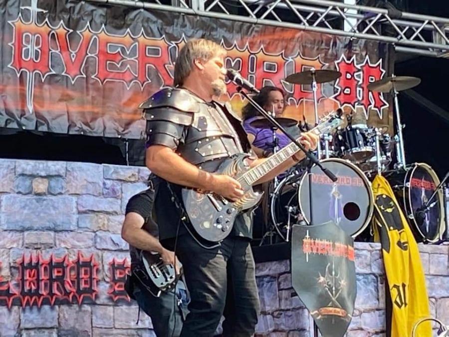 Craig Dunham and David Morris playing BRRF 2021
