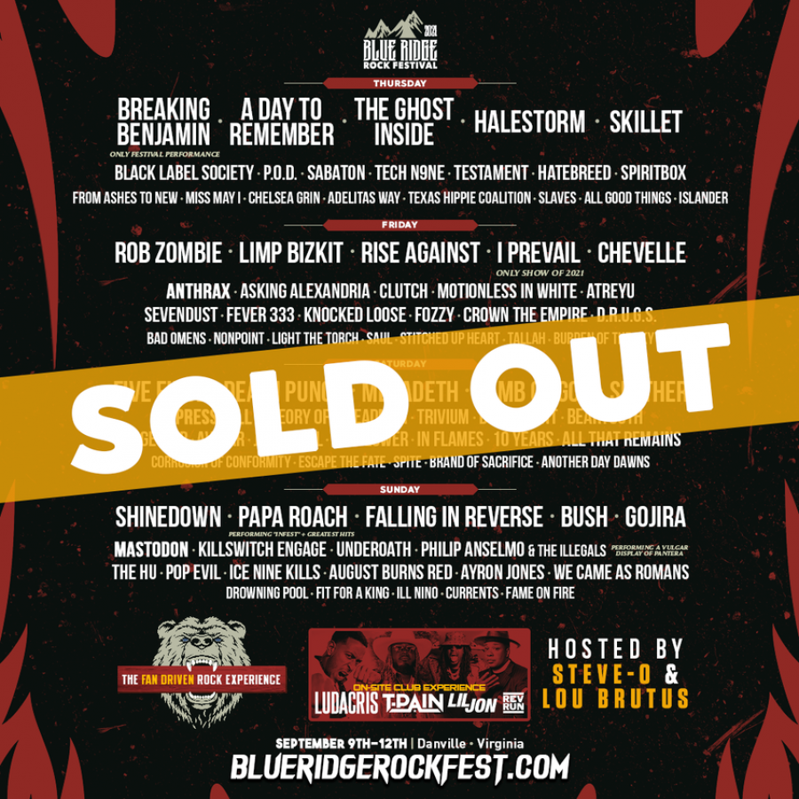 This Festival is Sold Out 160,000 tickets sold. See our fans at this show, Saturday September 11th.