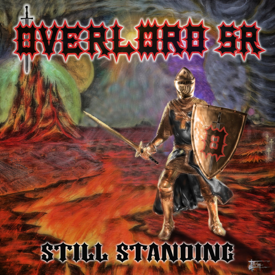 Released in 2015. Audio Ferox Records has digital release on Amazon, iTunes, spotify, Google Play, i Heart Radio Station Overlord SR. This CD is SOLD Out from Overlord SR, get your download from Audio Ferox Records.