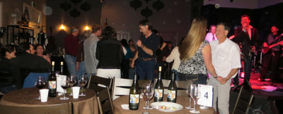 D'Anbino Wine Tasting Room Gig, Feb 23, 2013, Paso Robles.