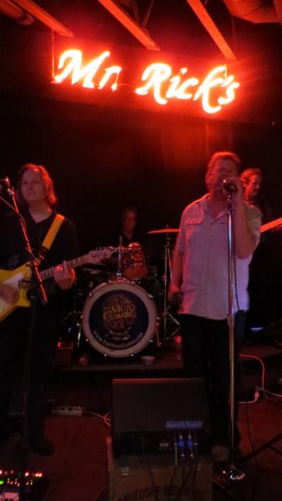 The Mojo Combo at Mr. Ricks in Avila Beach, CA March 15, 2013